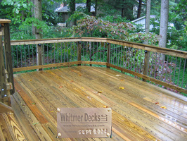 Railing Lower Deck