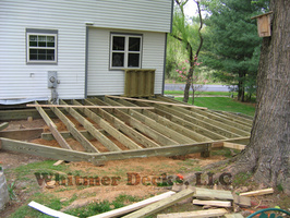 06 Joists up