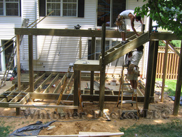 14 Stair Going In