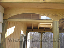 19 Screen arch