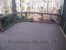 19 Open view railing