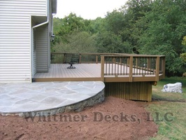 27 Patio to deck 001