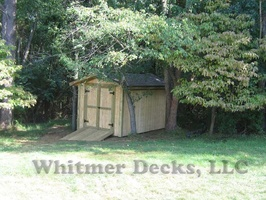 35 Shed in the woods 001