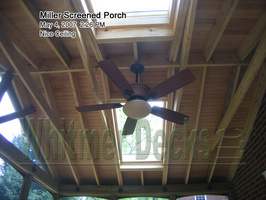 Miller Screened Porch