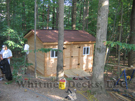 14 Shed in the woods 001
