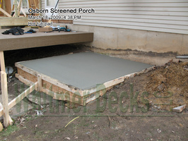 10 Hot tub pad