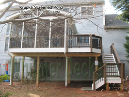 Krupka Screened Porch