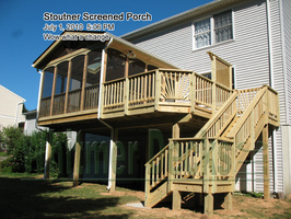 Stoutner Screened Porch