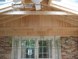 Callahan Screened Porch