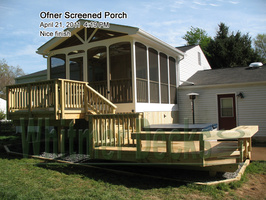 Ofner Screened Porch
