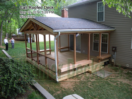 Call Roofed Deck