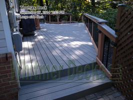 Large side deck