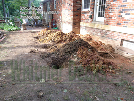 Footings dug