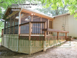 Horne Screened Porch